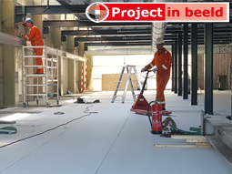 project in beeld
