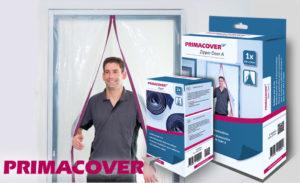Maak zelf uw stofdeur: PrimaCover Zipper + PrimaCover Zipper Door A