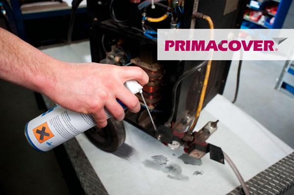 PrimaCover onderhoud electronisch