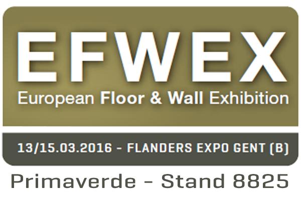 EFWEX Primaverde stand 8825