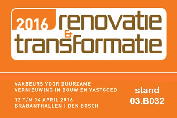 Primaverde Renovatie Transformatie 2016 stand 03.B032