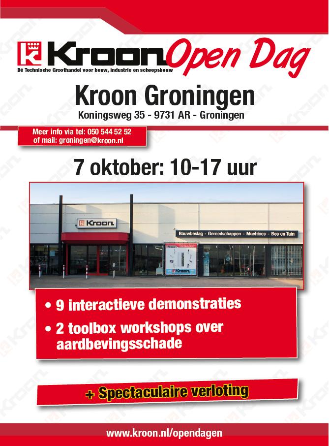 opendag Kroon Groningen