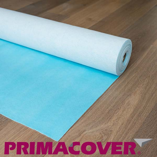 PrimaCover Evapo on wooden flooring and other sensitive surfaces