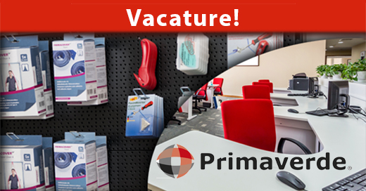 Vacature Administrateur - boekhouding Primaverde