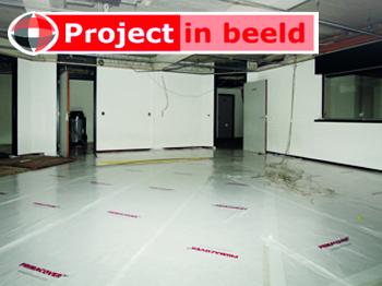 PrimaCover Standard renovatie kantoren