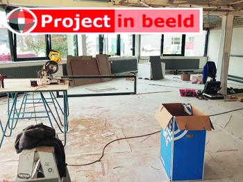 PrimaCover Standard renovatie kantoren - Bescherming tijdens verbouwing