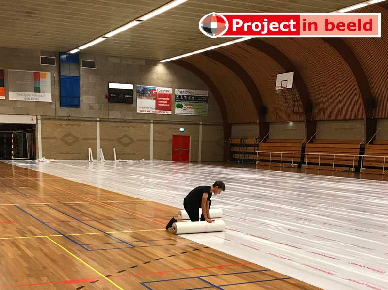 PrimaCover_Standard_Project_in_Beeld_Sporthal_Wolvega