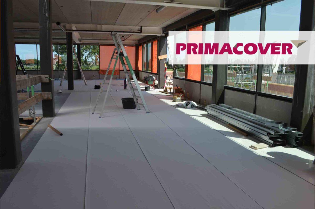 PrimaCover Active - ademend afdekvlies - praktijk