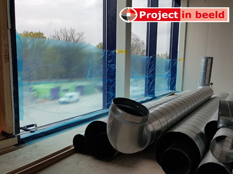 PrimaCover Glass - bescherming van glas tegen betonsluier - lange inzetbaarheid