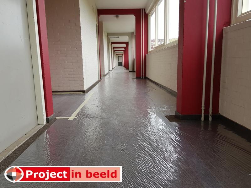 PrimaCover_Carpet_verduurzaming_kantoorgebouw_gang_tapijt_tapijtgedekt_tapijtfolie