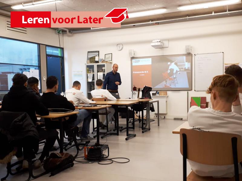 Primaverde_Leren_voor_later_ROC_nijmegen_gastcollege_theorie_schoon_veilig_ROC