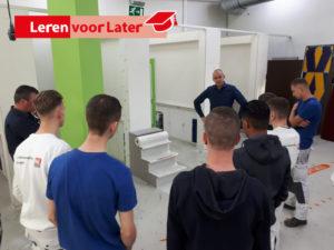 Primaverde_Leren_voor_later_ROC_nijmegen_uitleg_trap_ROC