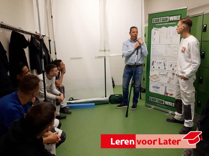 Primaverde_Leren_voor_later_ROC_nijmegen_gastcollege_Curtain-Wall_ROC