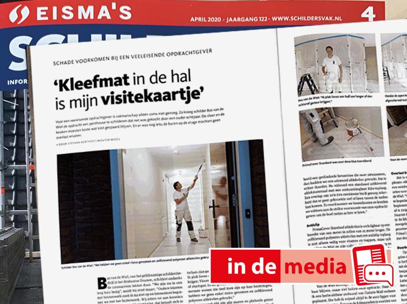 Primaverde_indemedia_Eisma's_Schildersblad_04.2020