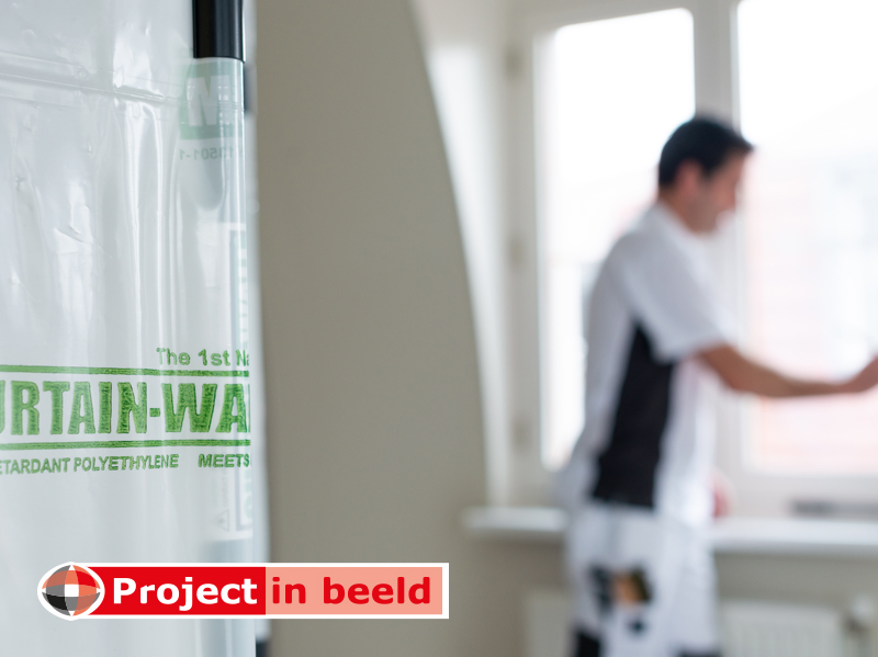 Curtain-Wall_renovatie_verbouwing_schilder_stofwand