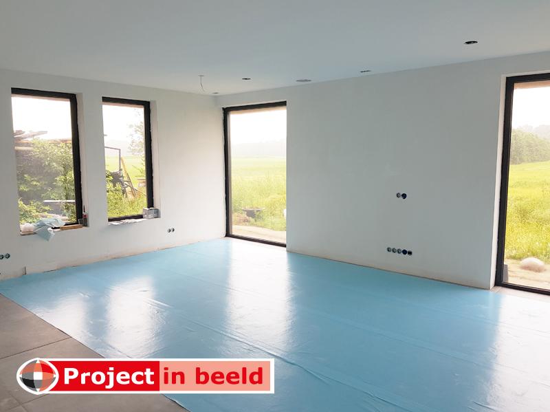 Project_in_Beeld_PrimaCover_Evapo_zand_nieuwbouw_tegelvloer_afdekken