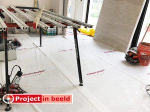 Project_in_Beeld_PrimaCover_Standard_verbouw_tafel_werkbank_vloer_afdekken_beschermen_afdekvlies