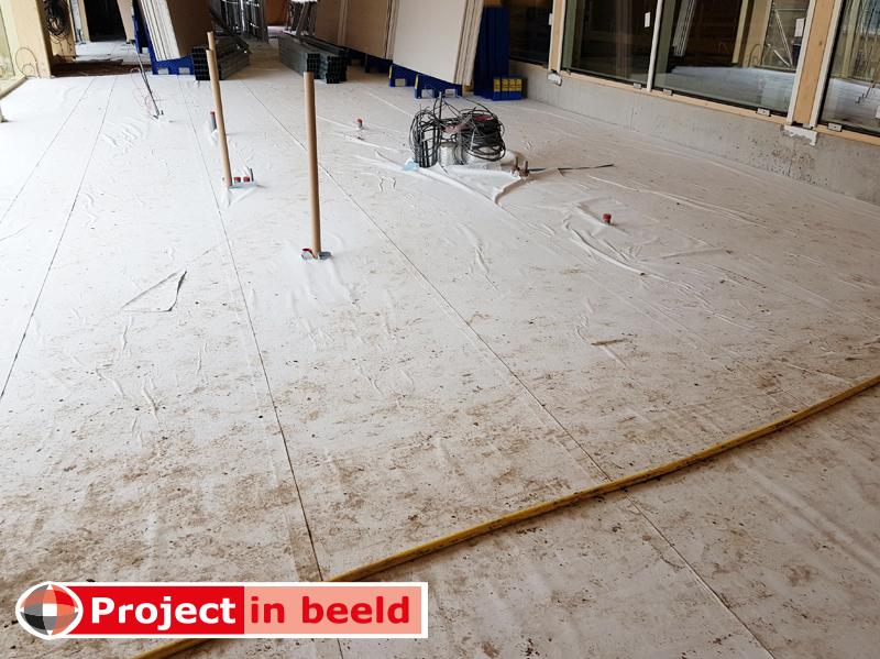 Project_PrimaCover_PrimaverdeActive_nieuwe_betonvloer_monoliet_gevlinderd_beschermen_afdekken_ademend_ademingsactief_dampopen_